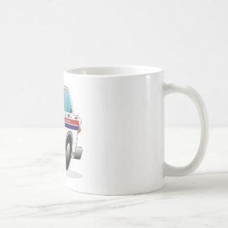 Mail Truck HAWAII Coffee Mugs