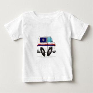Mail Truck KENTUCKY Baby T-Shirt