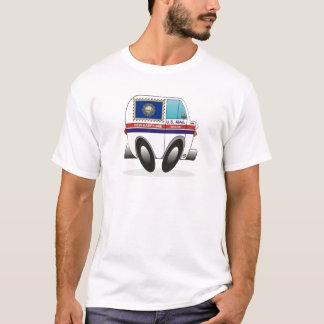Mail Truck NEW HAMPSHIRE T-Shirt