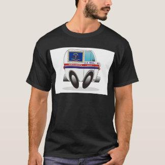Mail Truck NORTN DAKOTA T-Shirt