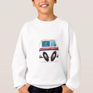 Mail Truck OKLAHOMA Sweatshirt