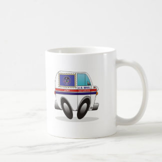 Mail Truck UTAH Coffee Mug