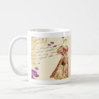 Mail Woman Mug, Is mr. darcy up yet Coffee Mug