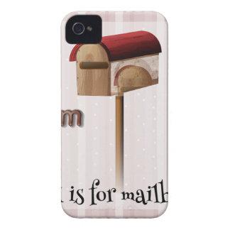 Mailbox Case-Mate iPhone 4 Cases