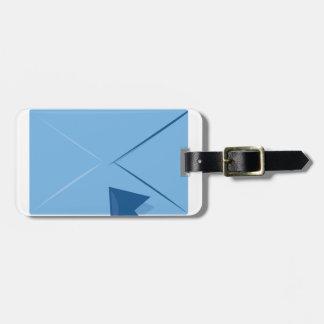 Mailbox Full Bag Tag