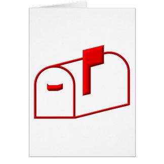 Mailbox Greeting Card