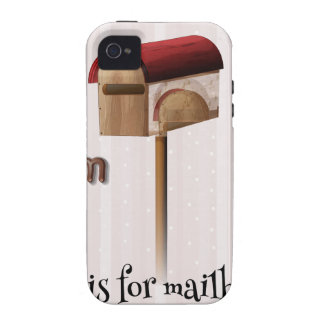 Mailbox iPhone 4 Cover