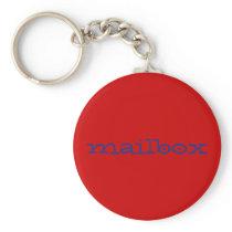 mailbox key chain