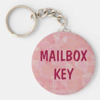 Mailbox Key Keychain