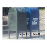 Mailbox Post Card