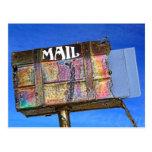 Mailbox postcard