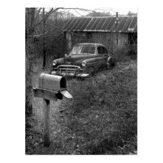 mailboxcar postcard
