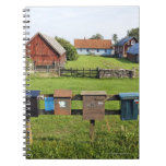 Mailboxes and Houses Journals