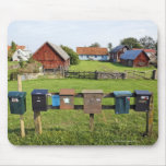 Mailboxes and Houses Mousepad