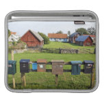 Mailboxes and Houses Sleeves For iPads
