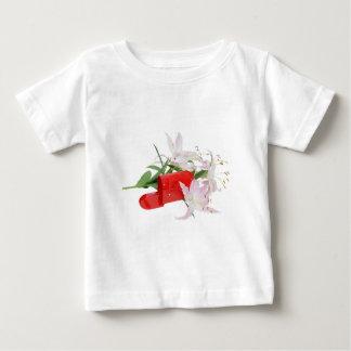 MailboxInLilies051409 Baby T-Shirt