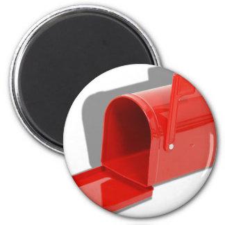 MailboxOpen051409shadows 2 Inch Round Magnet