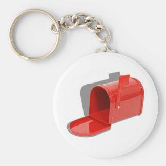 MailboxOpen051409shadows Key Chain