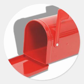 MailboxOpen051409shadows Pegatina