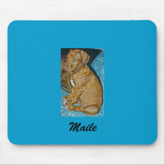 Maile Mouse Pad