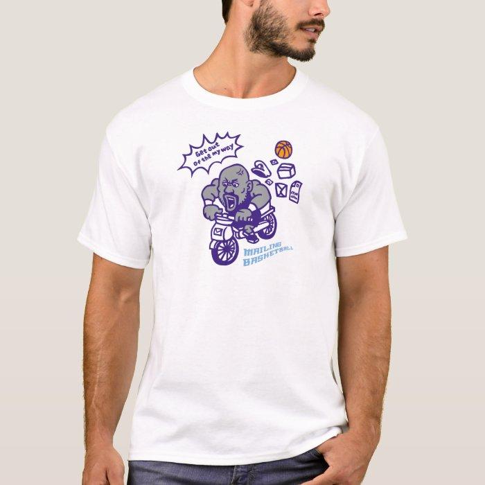 MAILING BASKETBALL T-Shirt