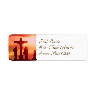 Mailing Label-2 - Customized Return Address Label