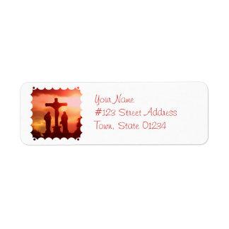 Mailing Label - Customized Return Address Label