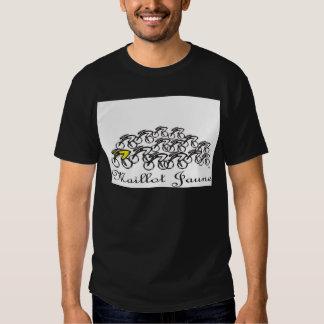 Maillot Jaune T Shirt