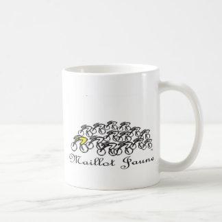 Maillot Jaune Taza De Café