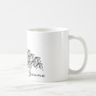 Maillot Jaune Tazas De Café