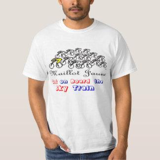 Maillot Jaunne Camisas