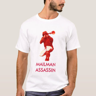 MAILMAN ASSASSIN Shirt