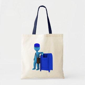 Mailman Budget Tote Bag