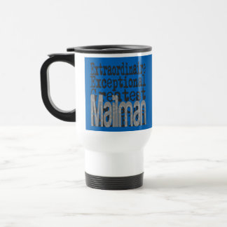 Mailman Extraordinaire Travel Mug