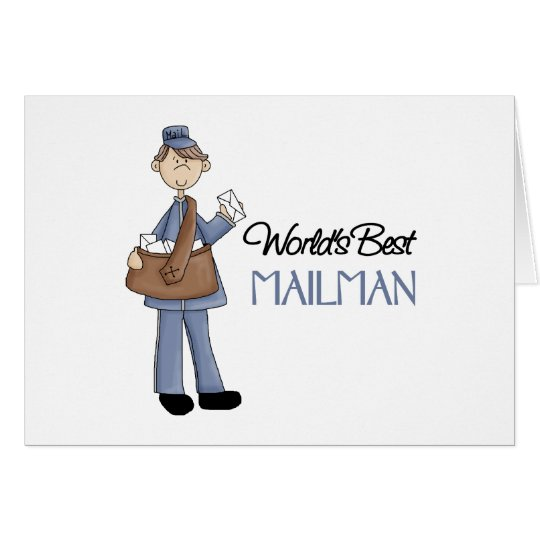 Mailman Gift Card