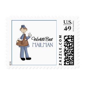 Mailman Gift Postage
