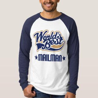 Mailman Gift (Worlds Best) T-Shirt