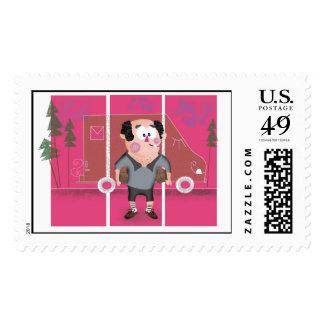 Mailman Postage