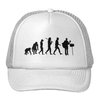 Mailman postman courier service gifts hats