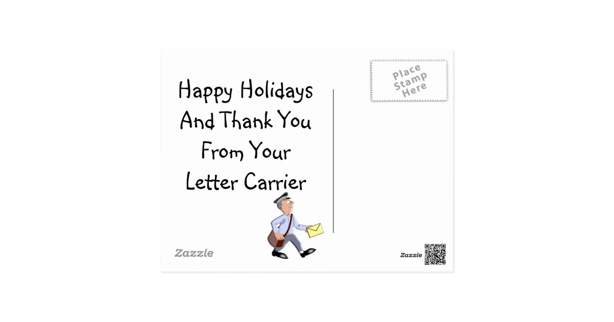 letter to a mailman bing images