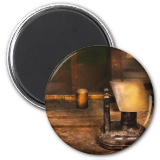 Mailman - The Mail Scale 2 Inch Round Magnet