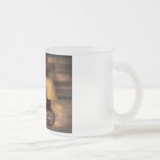 Mailman - The Mail Scale Frosted Glass Coffee Mug