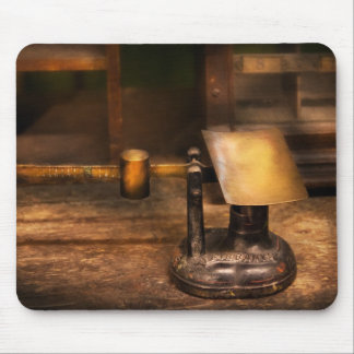 Mailman - The Mail Scale Mouse Pad