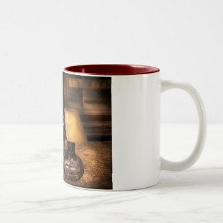 Mailman - The Mail Scale Two-Tone Coffee Mug