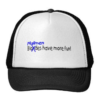 Mailmen Have More Fun Mesh Hat