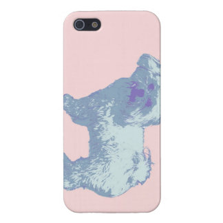 Maime the fluffy mutt iPhone SE/5/5s case