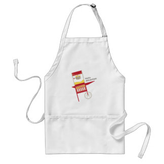 Main Attraction Aprons