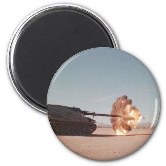 Main battle Tank Firing Magnet