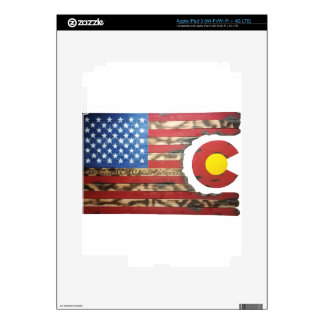 Main_Colorado_Veterans Skin For iPad 3