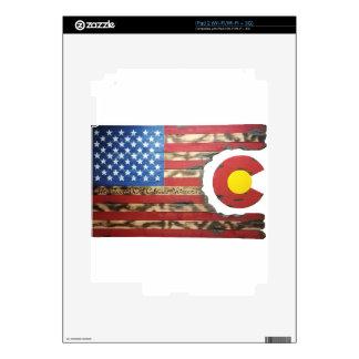 Main_Colorado_Veterans Skins For iPad 2
